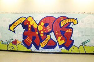 Graffiti apr